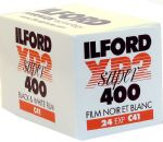 Ilford XP2 Super 400 iso  24 exposure Black & White Camera Film